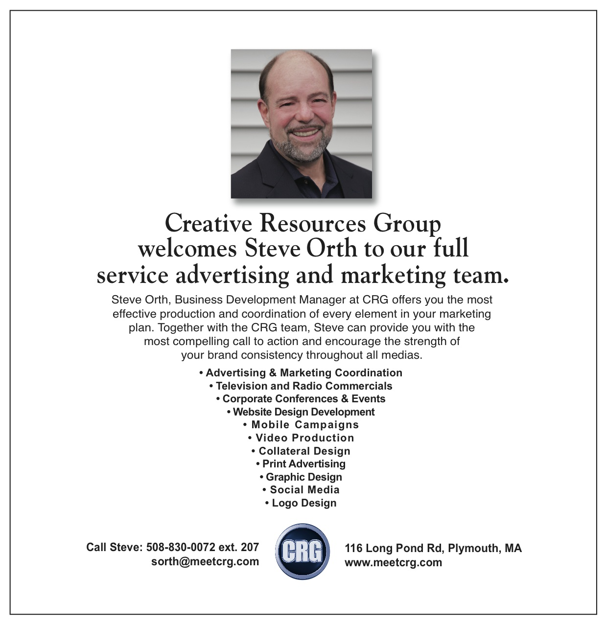 how to create a new business manager advertising agency